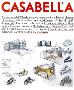 1993 - Casabella issue 605