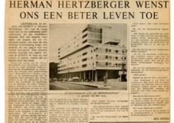 1967 - Herman Hertzberger wishes us a better life