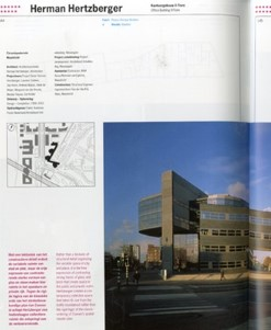2002 - NAi Yearbook publishes office builing Il Fiore, Maastricht