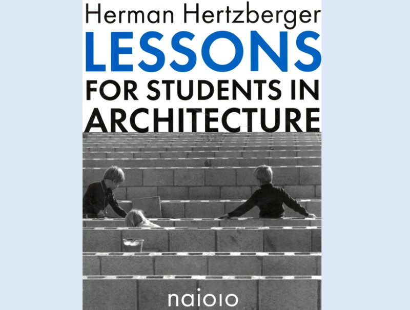 Zevende druk Lessons for Students in Architecture