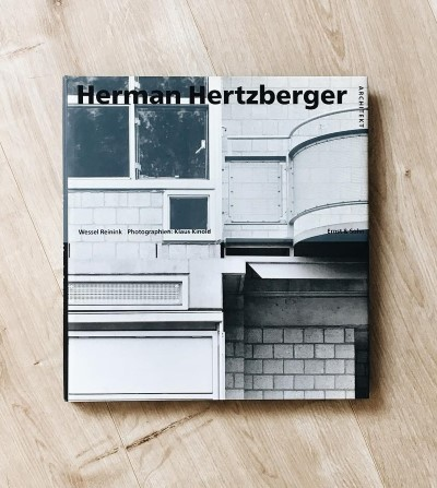 Herman Hertzberger, architect